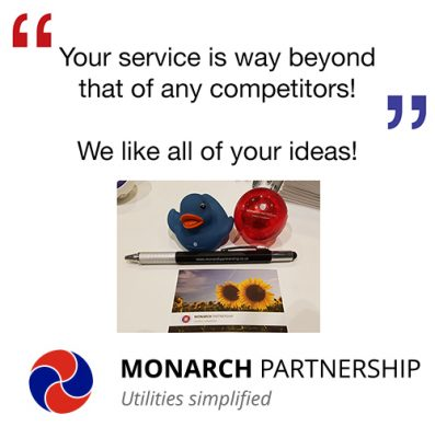 Monarch Partnership Testimonial