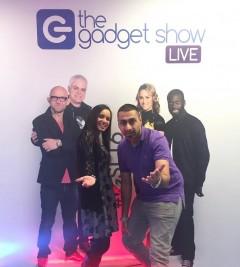 THE GADGET SHOW LIVE