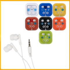 SQUARE EAR PHONES