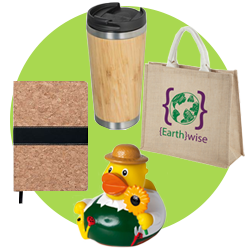 Eco-friendly Promotional Merchandise