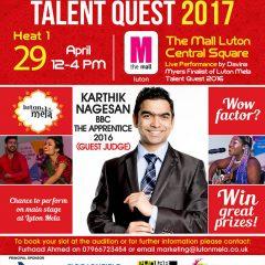 Talent Quest Flyer 2017
