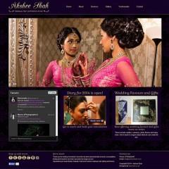 Akshee Makeup Website