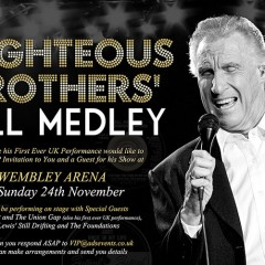 Bill Medley Email Invite