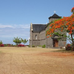 Church, Goodlands, Mauritius