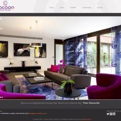 Cocoon Interior Website