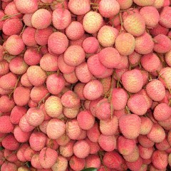 Mouthwatering Lychees, Mauritius