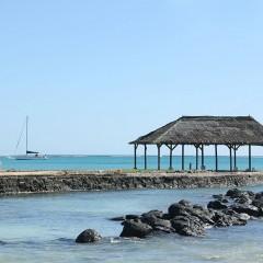 Pier, Mauritius