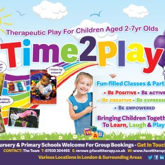 Time2Play Flyer