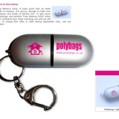 USB Promotional Offer