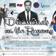 Diamonds On The Runway Fashion Show