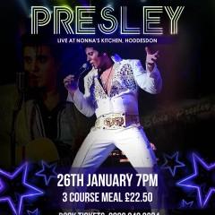 Elvis Night at Nonna's Kitchen