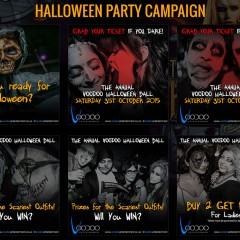 Halloween Party Marketing