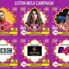 Luton Mela Campaign