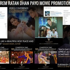 PRDP Bollywood Movie Campaign