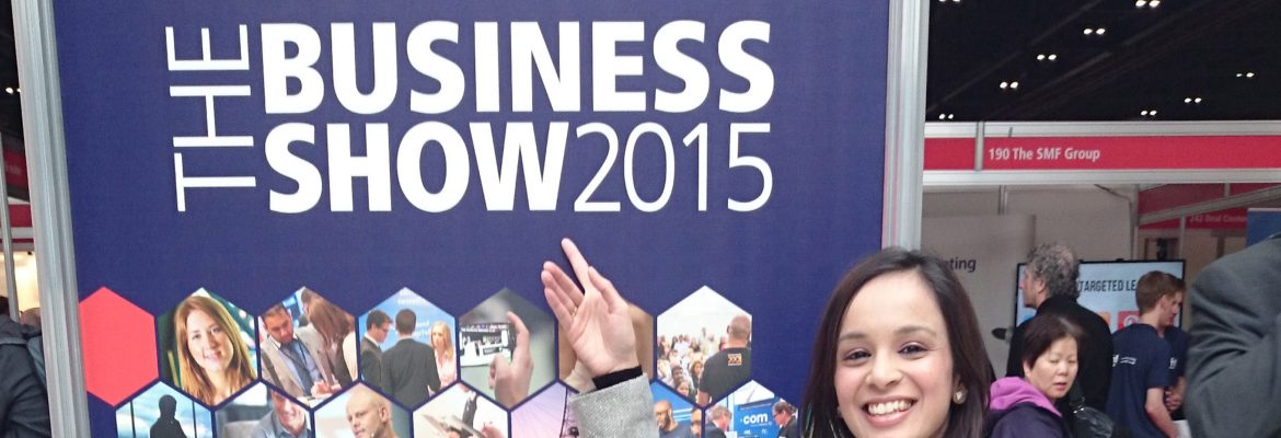 The Business Show 2015 at Excel London