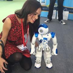Linny the amazing Robot!