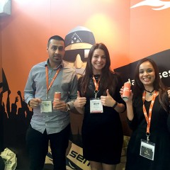 SEMRUSH: Thanks for the energy drink!