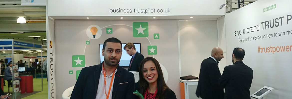 TrustPilot: Trust is important!