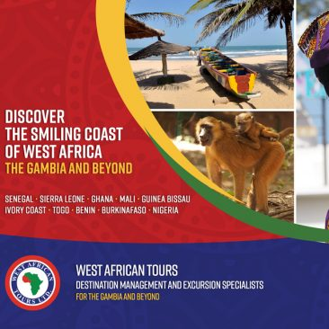 West African Tours Brochure