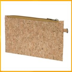 CORK TRAVEL POUCH