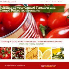 CJ Foods Website