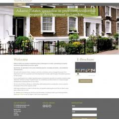 Adamo Estates Website